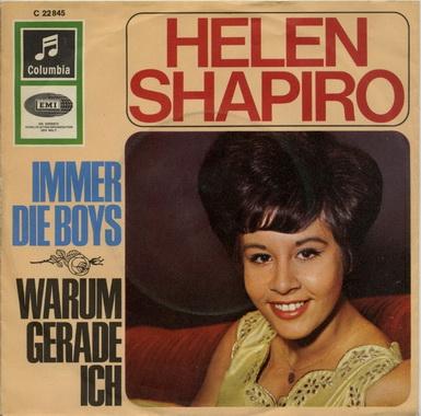 Helen Shapiro Schlafen Kann Ich Nie