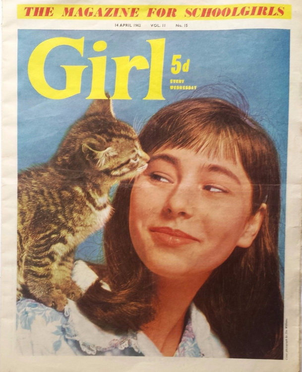 Girl 14th April 1962