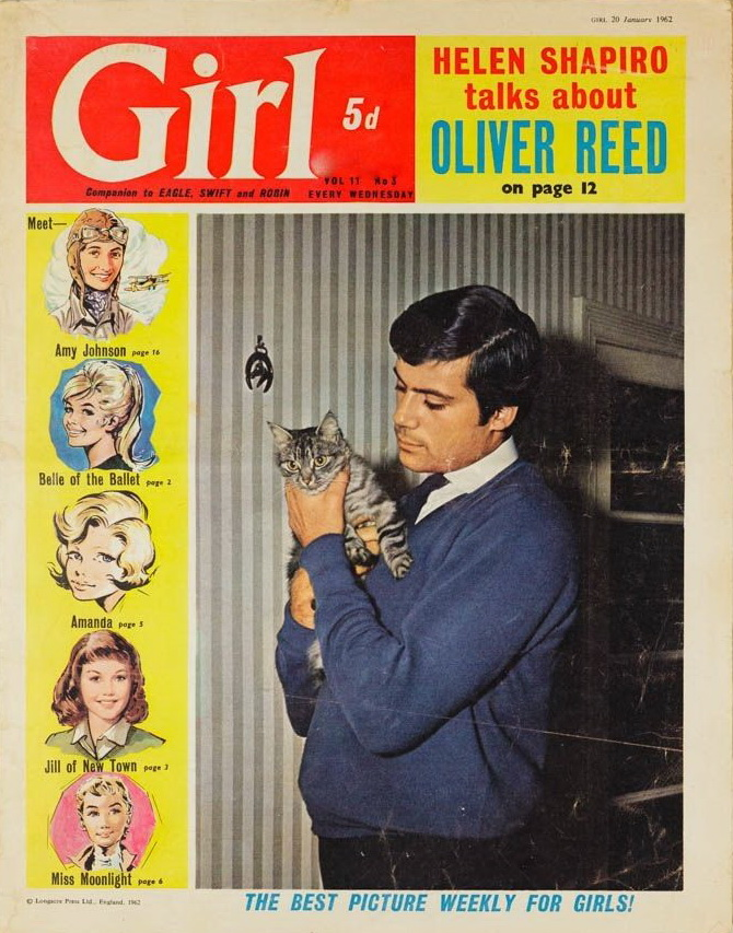 Girl 20th January 1962