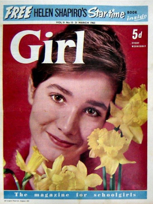 Girl 31st March 1962